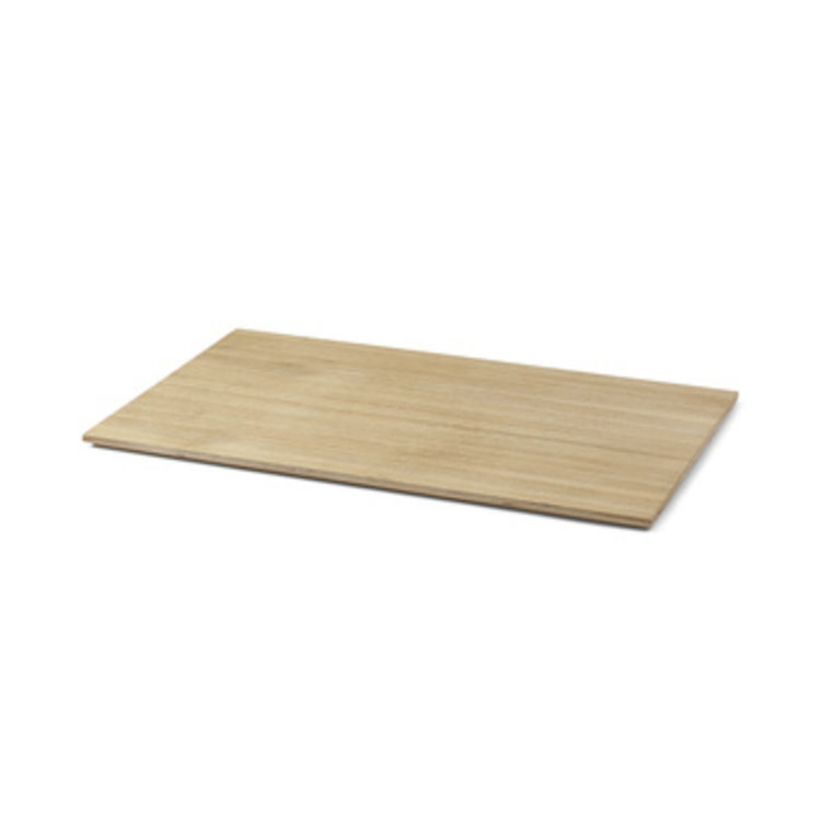 ferm LIVING Ferm Tray for Plant Box Large - Wood Oiled Oak