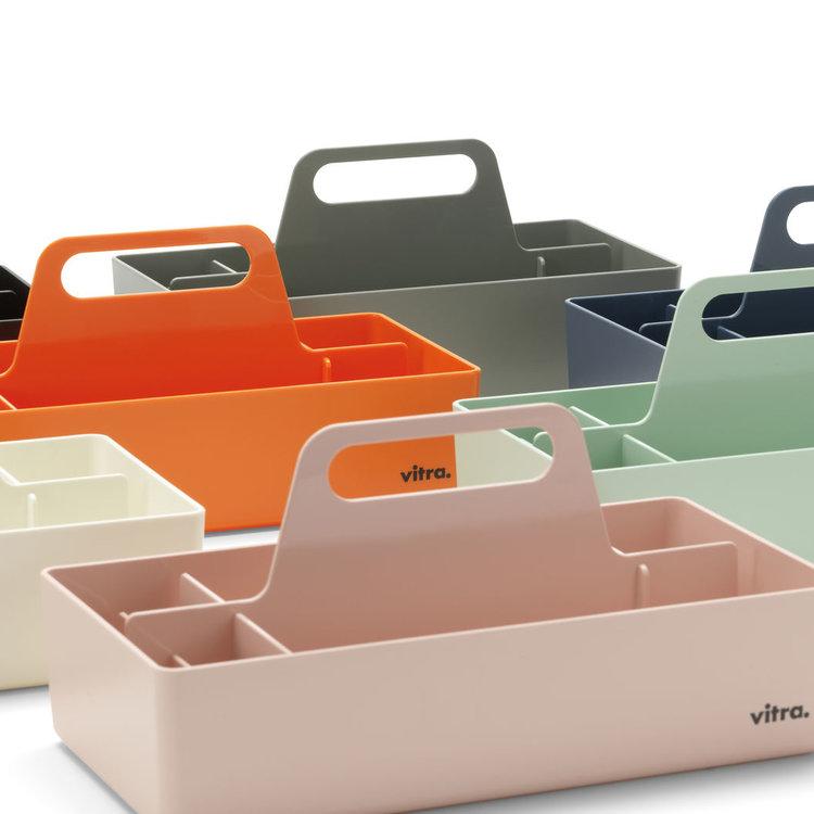 Vitra Vitra toolbox tangerine