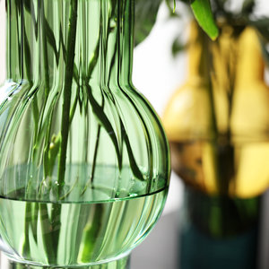 Studio About Bubble Tube vase big green