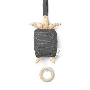 ferm LIVING Muziek mobiel schildpad