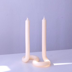 Lex Pott Lex Pott Twist candle nude