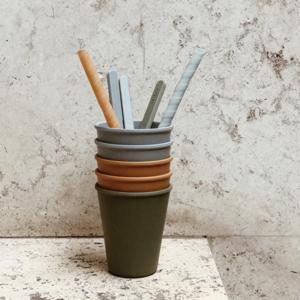 Liewood Liewood 6-pack bamboo mug multi