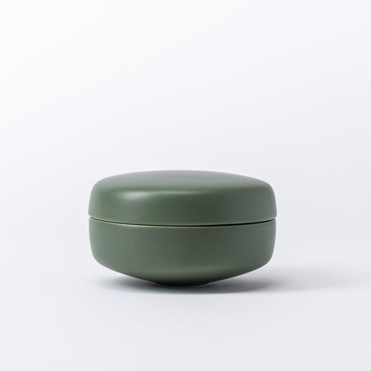 raawii Alev Bon 02 elm green