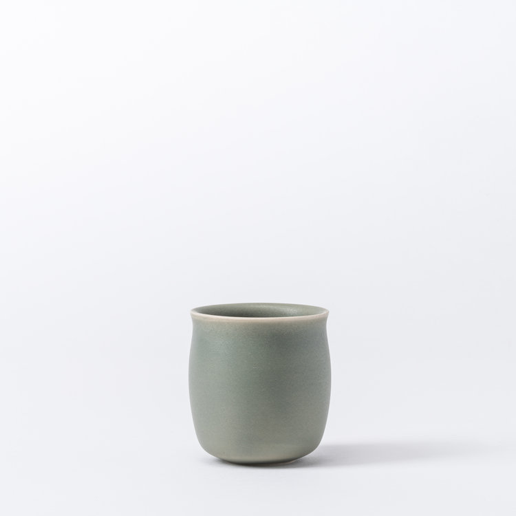 raawii Alev small cup olive green