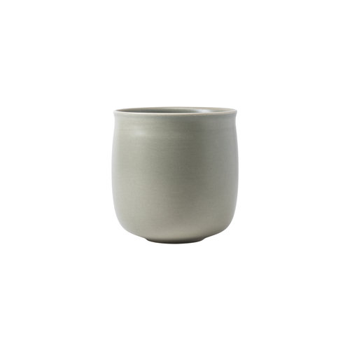 raawii Alev vase 01 olive green