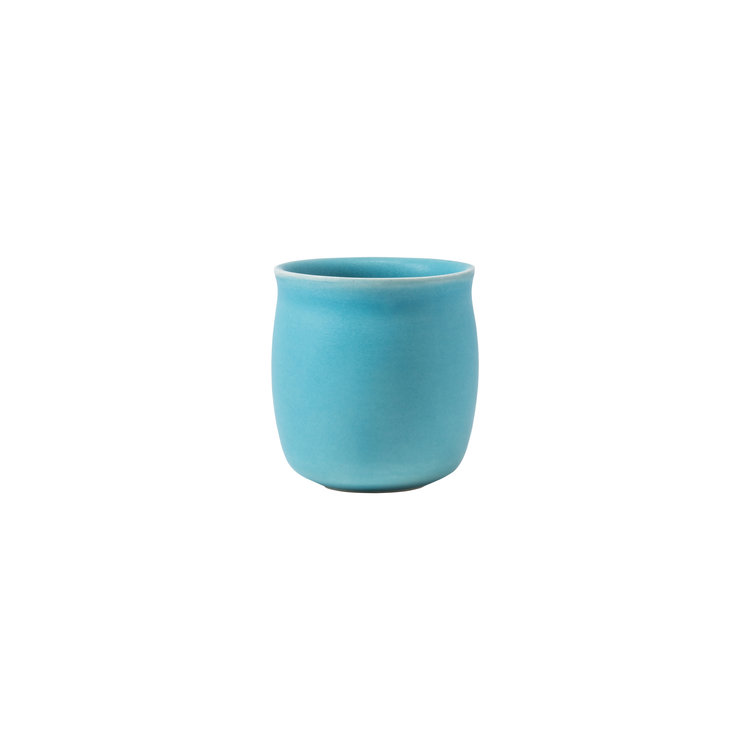 raawii Alev small cup azure blue