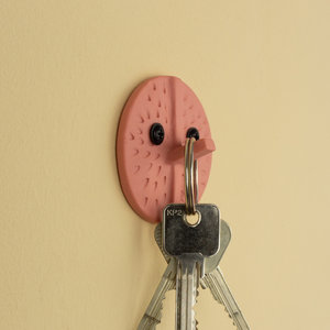 Studio Daphne Zuilhof Daphne Zuilhof hook Nosy pink