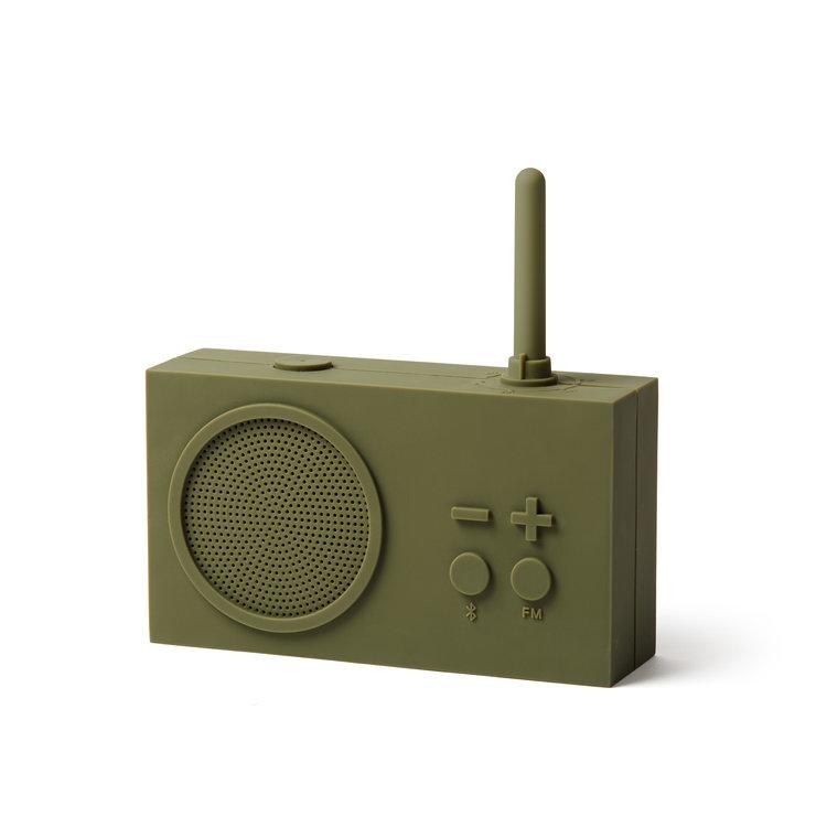 Lexon  Lexon radio Tykho 3 khaki