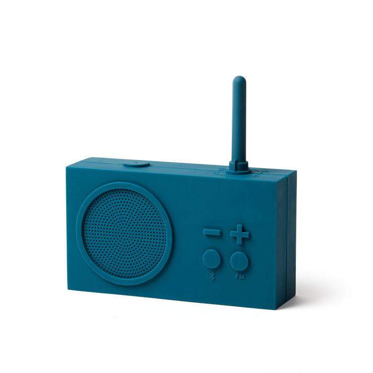 Lexon Lexon radio Tykho 3 blue