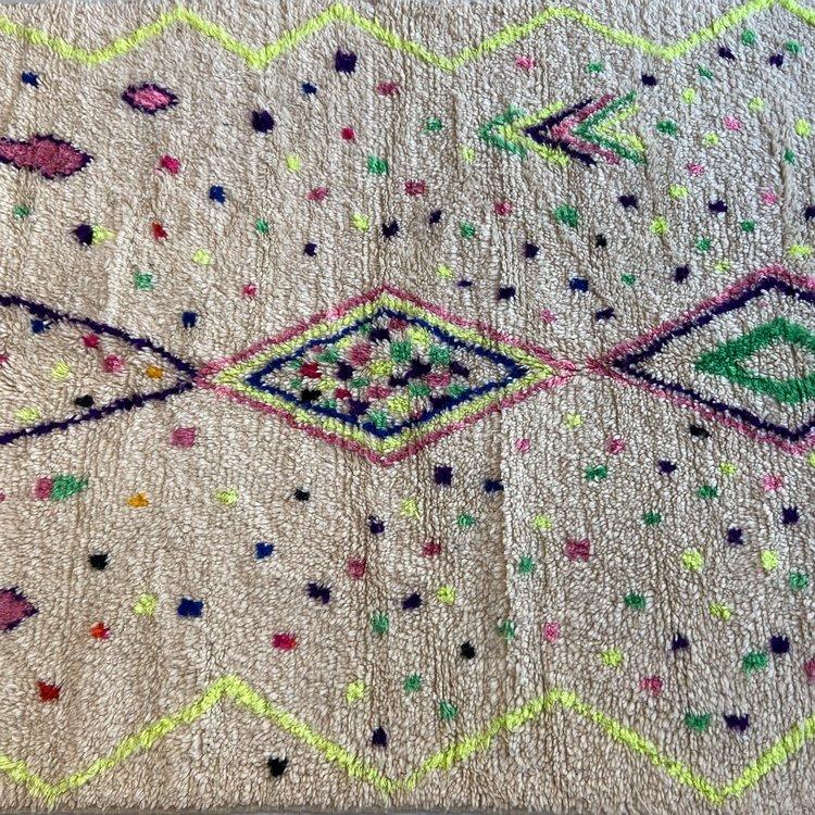 Carpet Fluor Zig Zag