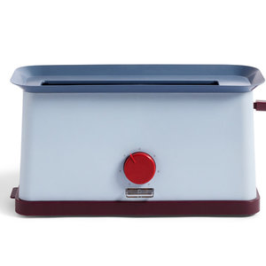 HAY Sowden toaster blue