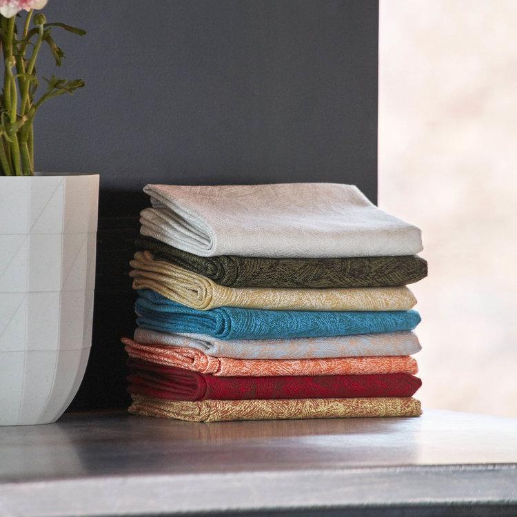 HAY HAY set of 2 tea towels S&B no8 Ballpoint Scribble