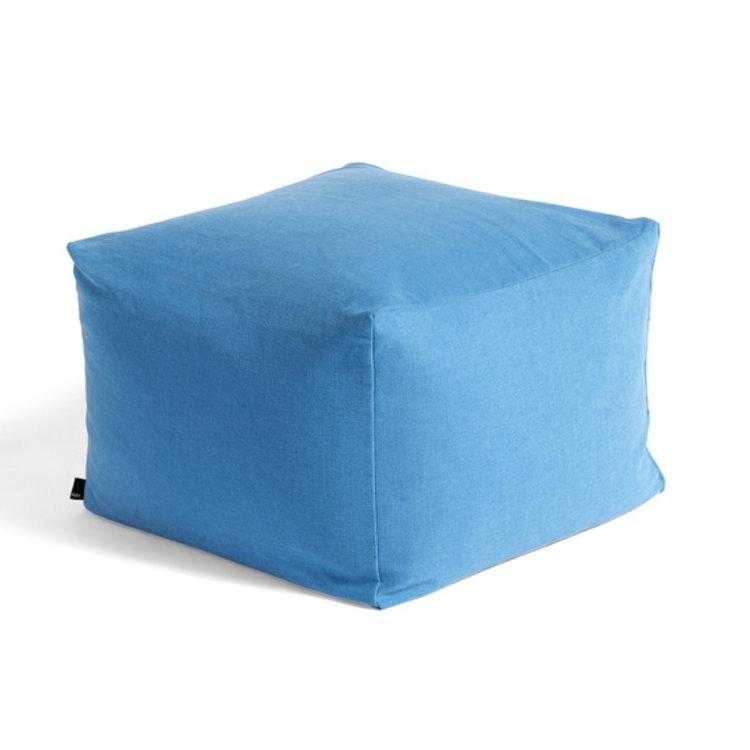 HAY HAY Pouf vivid blue