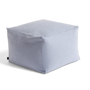 HAY HAY Pouf soft blue
