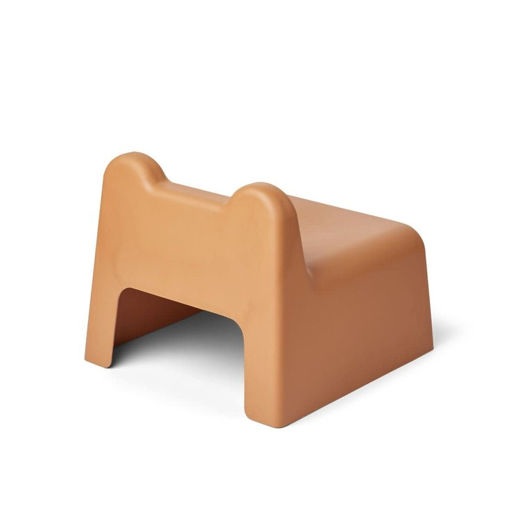 Liewood Liewood W Harold mini stoel mustard