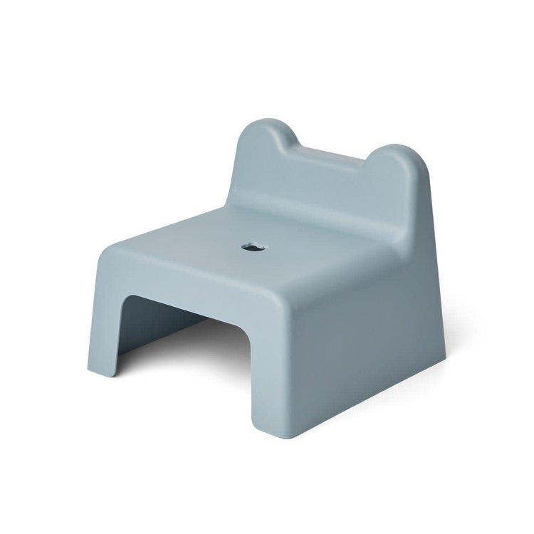Liewood Harold mini stoel sea blue