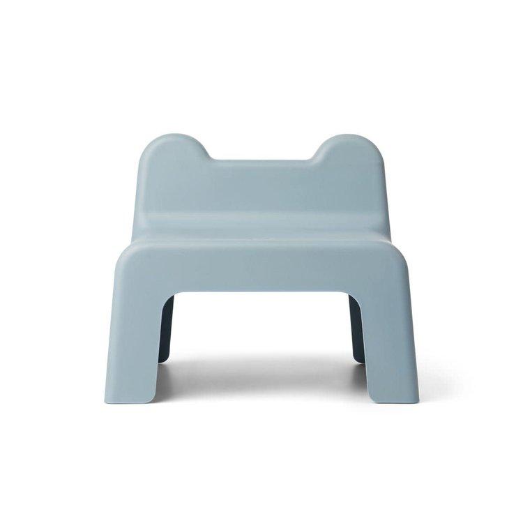 Liewood Harold mini  chair sea blue