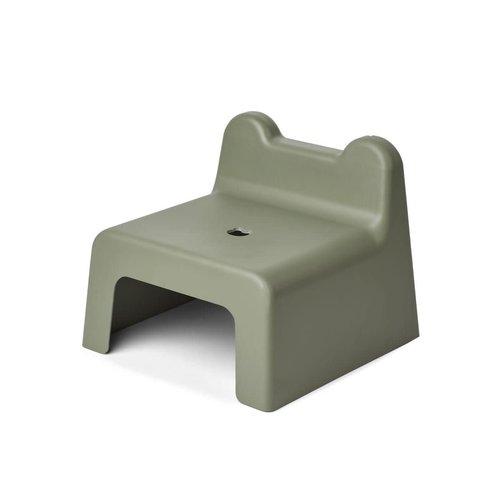 Liewood Harold mini chair green