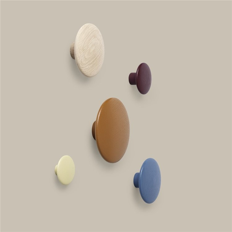 Muuto Muuto Dots 9cm | S natural oak