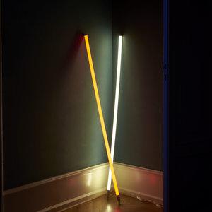 HAY HAY Neon Tube LED lamp geel