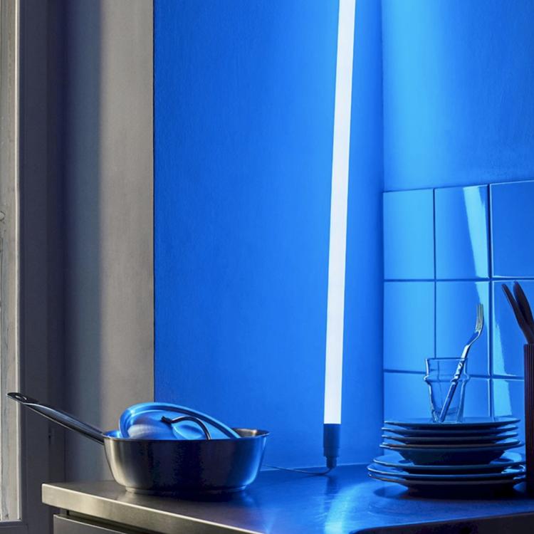 HAY HAY Neon Tube LED lamp blue