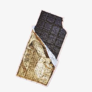 Areaware Mini Puzzel Chocoladereep