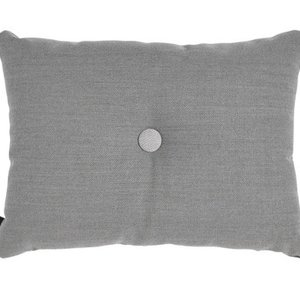 HAY Cushion Dot dark grey