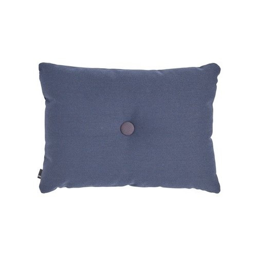 HAY Cushion Dot dark blue