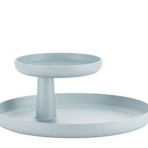 Vitra Vitra Rotary Tray ice grey