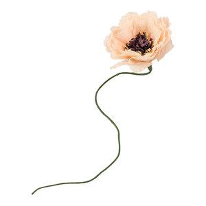 Studio About Papieren bloem Pioen nude