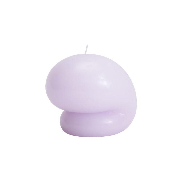 Areaware Areaware Candle Goober EL purple