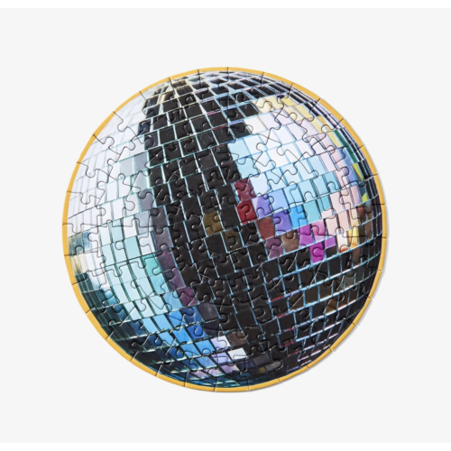 Areaware Little Puzzle Disco Ball
