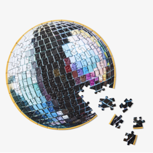 Areaware Areaware Little Puzzle Disco Ball