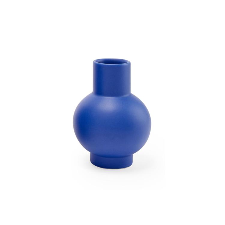 raawii Raawii vase Strøm small blue