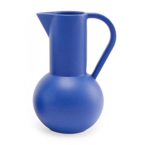 raawii Strøm jug large blue