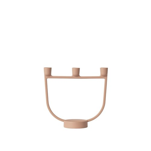 Muuto Muuto Open Candelabra light terracotta
