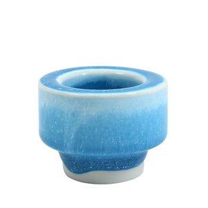 Arhoj Arhoj candle holder Glow blue sea
