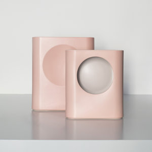 raawii Raawii lamp SIGNAL pink