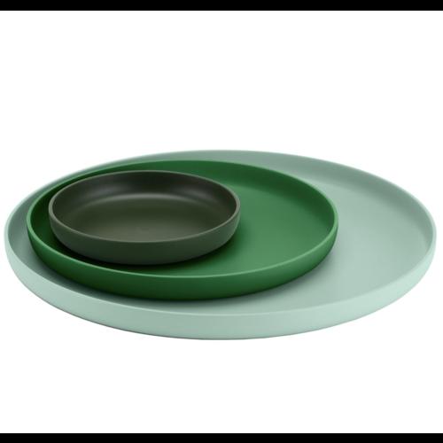 Vitra Set 3 Trays groen