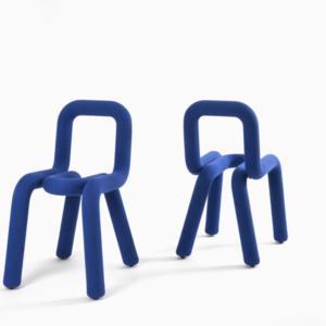 Moustache Moustache Bold Chair blue