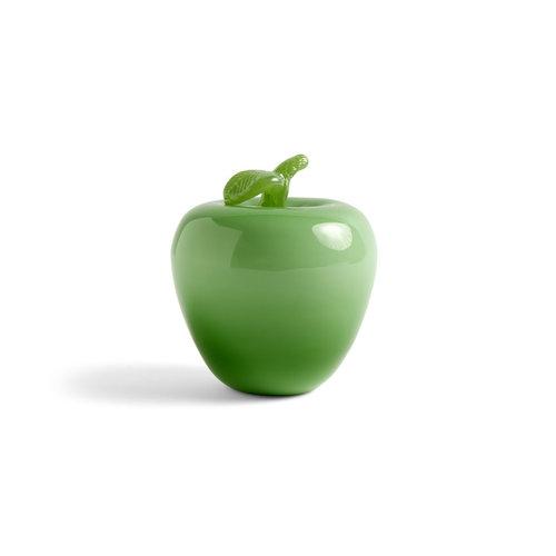 HAY Glazen appel groen