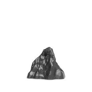 ferm LIVING Kandelaar Stone klein zwart