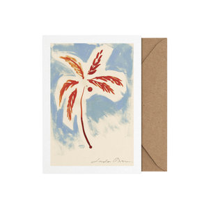 Paper Collective Art card Stormy Palm