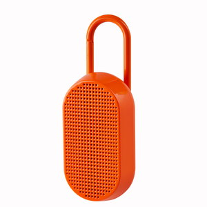 Lexon Speaker Mino T fluor oranje