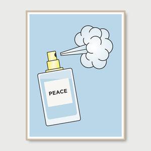 Groen+Akker Art Print Peace