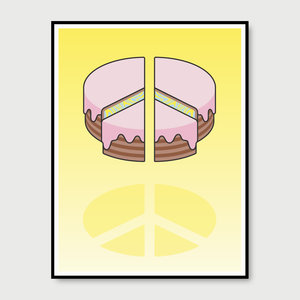 Groen+Akker Art Print Peace of Cake