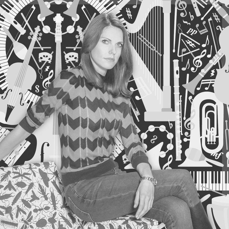 Groen+Akker Nynke Tynagel Art Print Peace