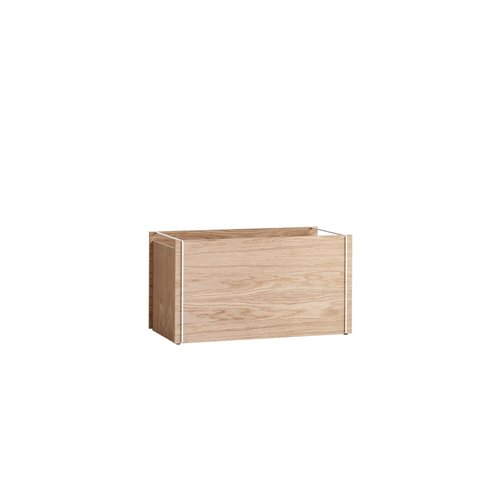 Moebe Moebe Storage Box oak white