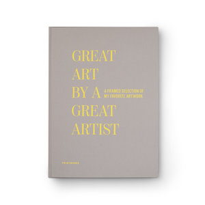 Printworks Frame Book Great Art
