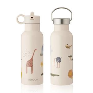 Liewood Water bottle Neo safari sand